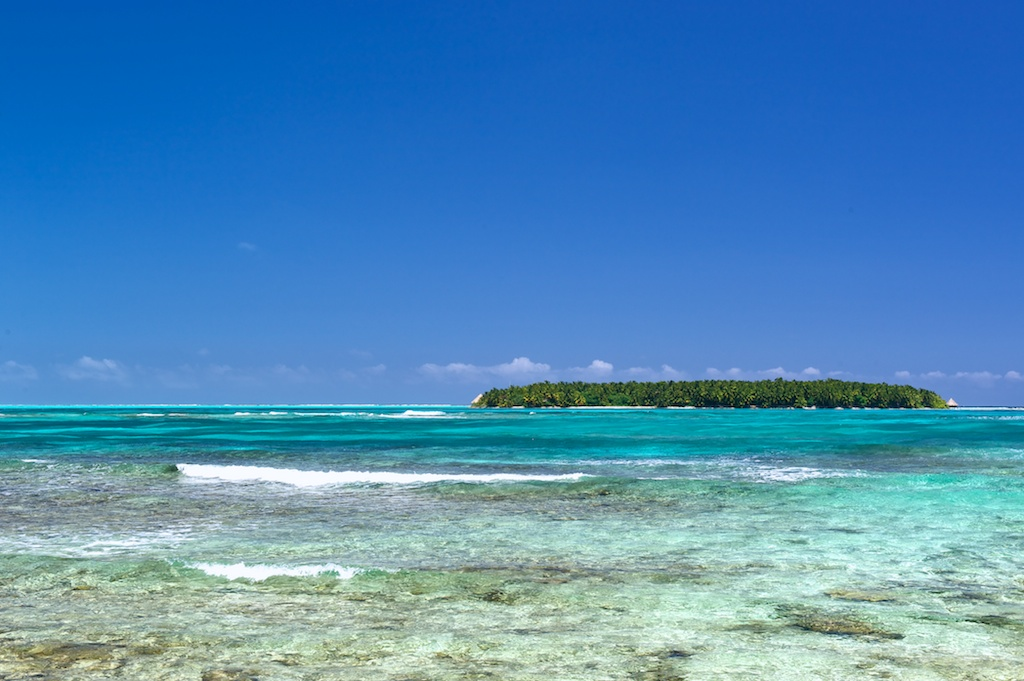 Glovers Reef Atoll