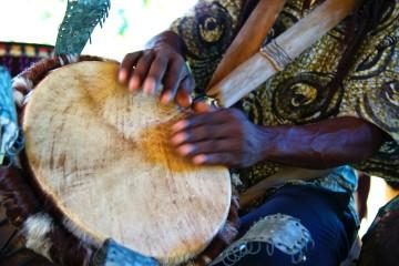 Maroon Creole Drum School, Punta Gorda, Belize